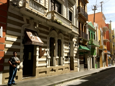 Calle de la Fortaleza.