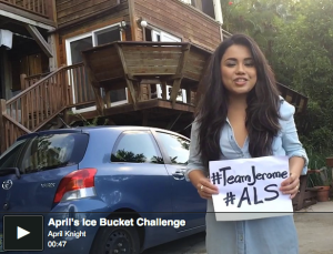April Ice Bucket