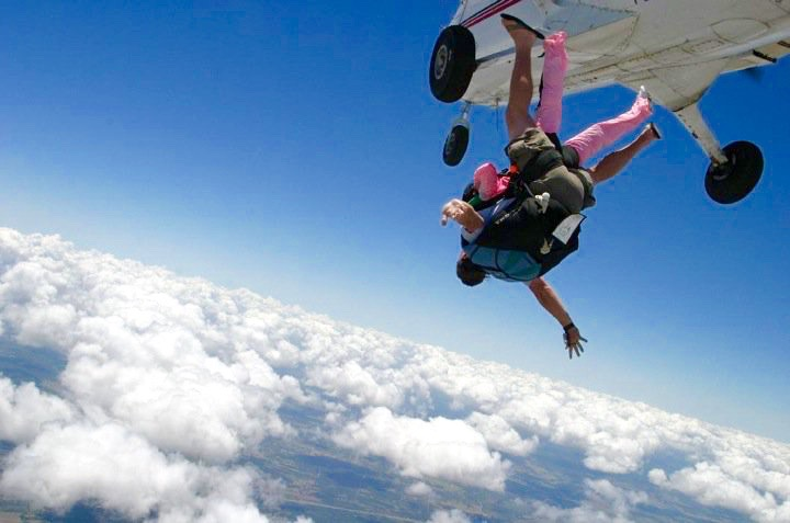 Skydiving - 1 (2)